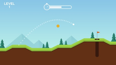 Speed Golf Screenshot 1