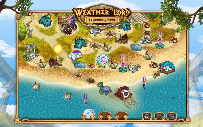 Weather Lord: Legendary Hero screenshot 5