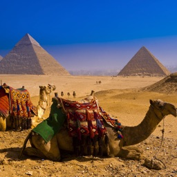 Pyramids Of Egypt Wallpapers