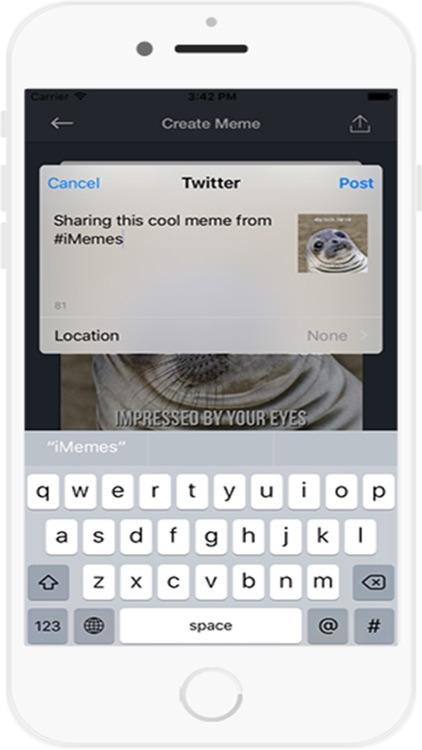 Meme Generator Free App screenshot-4