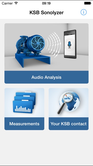 download KSB Sonolyzer apps 1