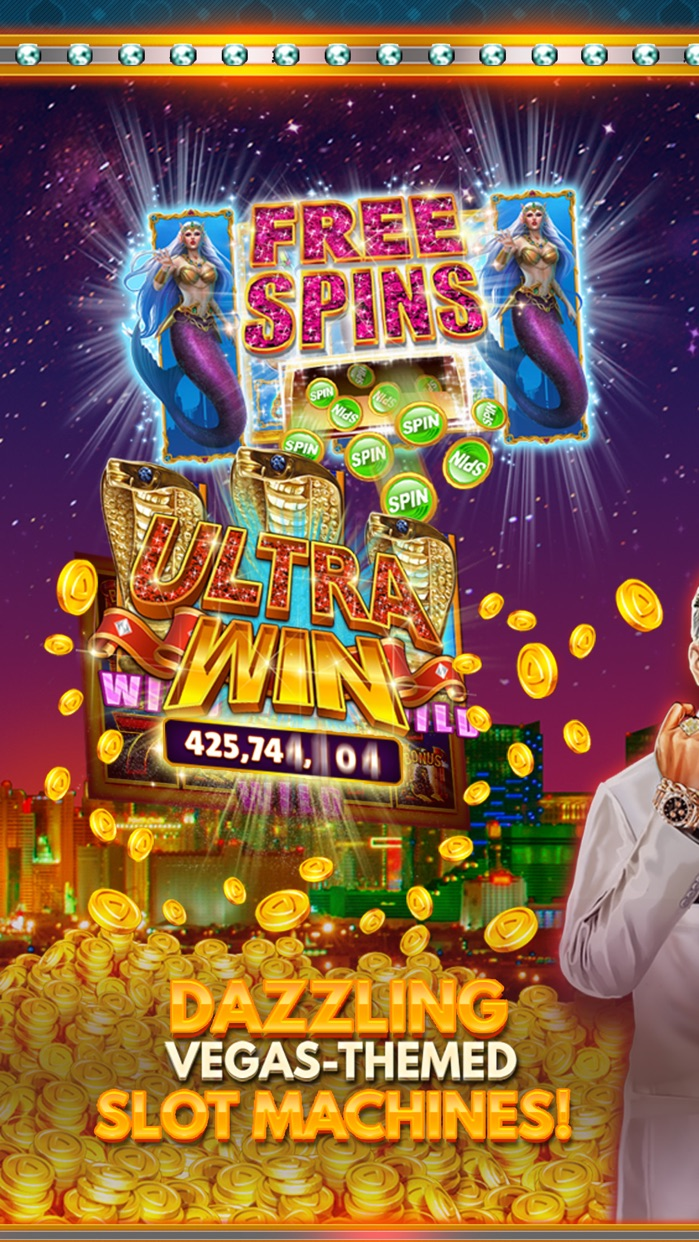 Double Win Vegas Casino Screenshot