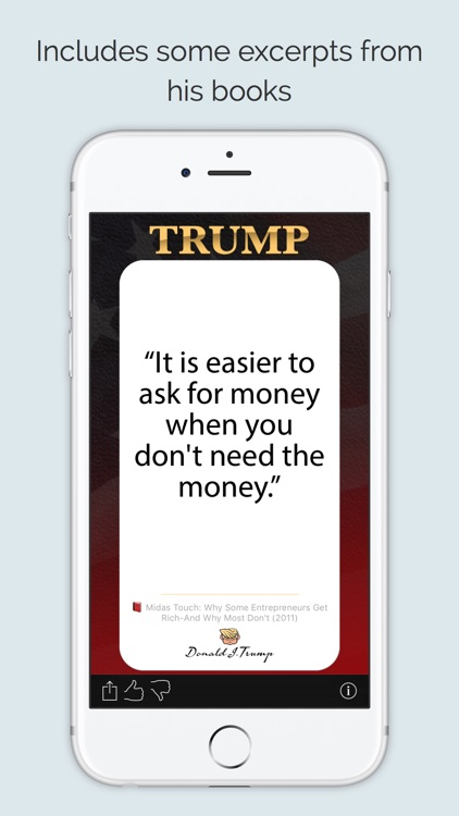 Texts From Donald Trump screenshot-2
