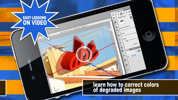 Course for Photoshop for iPhone (In-App Version)