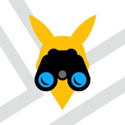 iPokeGoMap - Live Map Radar for Pokémon GO