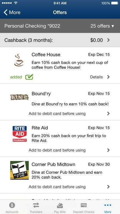 Service CU Mobile Banking screenshot-4