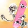 スケルトンスケートボード - ワッキースケートボードゲーム! - iPhoneアプリ