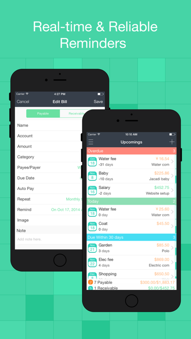 Top 10 Apps like EZ Expense Manager in 2019 for iPhone & iPad