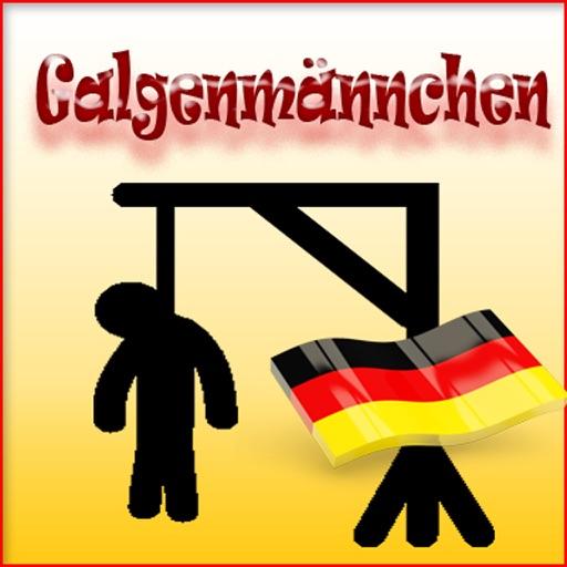 Galgenmännchen - Hangman Game - Deutsch