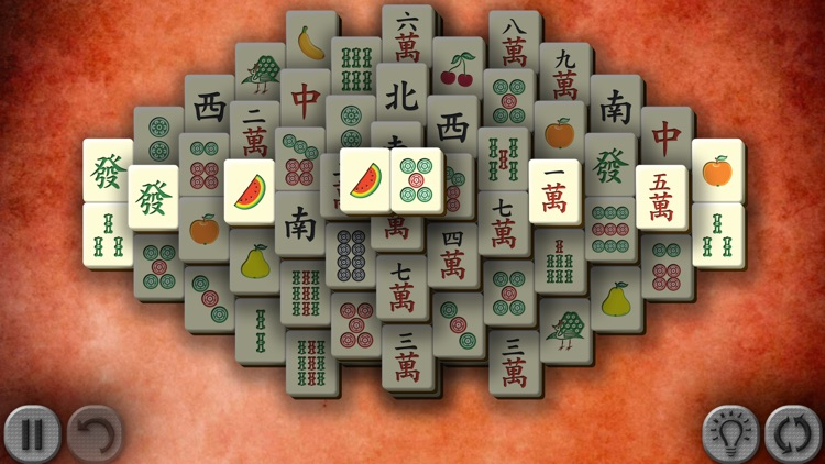 Mahjong Classic Board Game screenshot-1