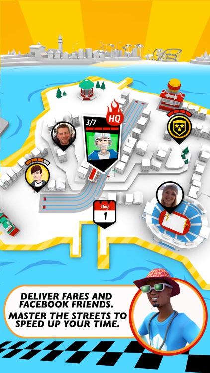 Crazy Taxi™ City Rush screenshot-3