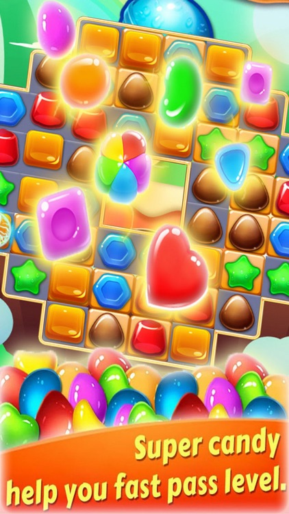 Lovely Jelly Sweet - Candy Match