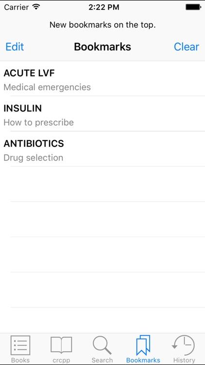 Pocket Prescriber 2015 screenshot-4