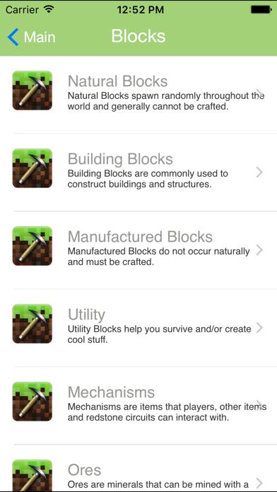 Block ID Toolbox for Minecraft PE Pocket Editionのおすすめ画像2