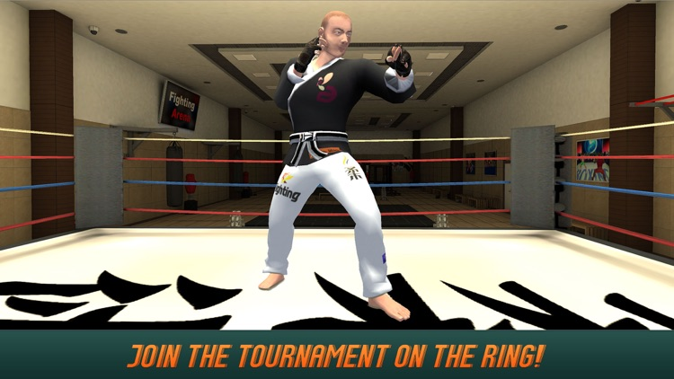 Karate Do Fighting Tiger 3D - 2 screenshot-3