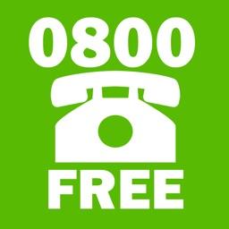 Call 0800 Free