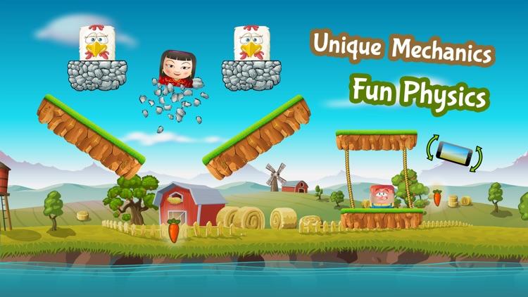 Square Borne Farm Free - Fun Physics for Everyone!