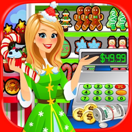 Supermarket Christmas - Kids Grocery Cashier FREE