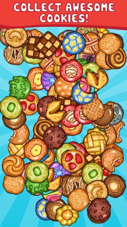 Cookie Collector 2 - Free Clicker/Incremental Game