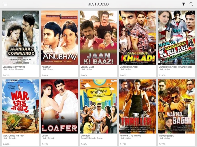 BoxTV – Free Bollywood Movies, Hollywood and TV Shows screenshot-1
