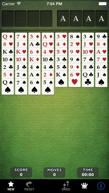 NBTD FreeCell Lite screenshot-4