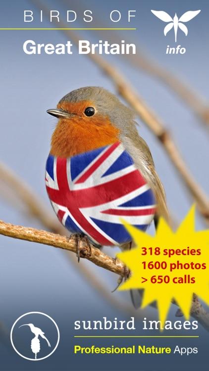 Birds of Great Britain - a Sunbird field guide