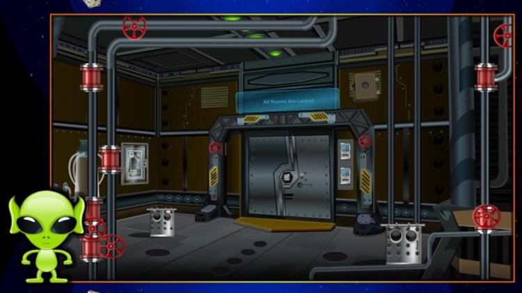 Escape From The Alien Ship screenshot-3