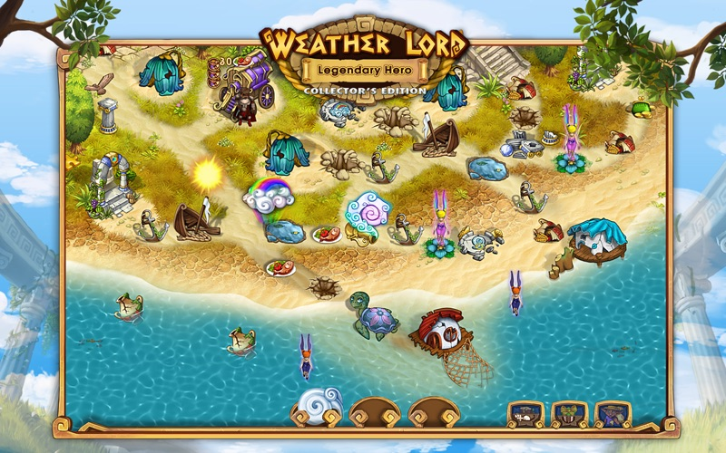 Weather Lord: Legendary Hero Collector's Edition screenshot 5