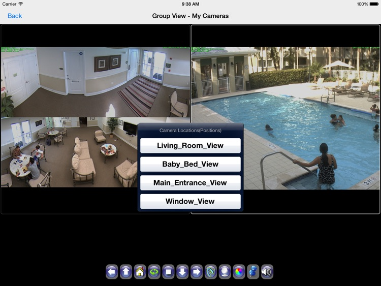 D-Link++ Viewer for iPad screenshot-3