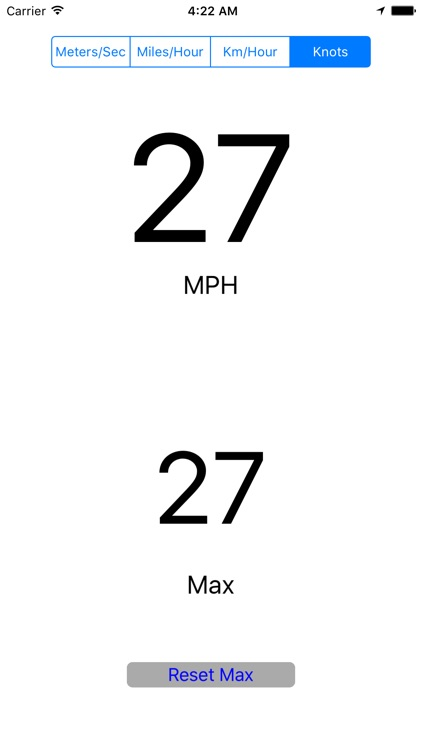 Speedometer with Max screenshot-3