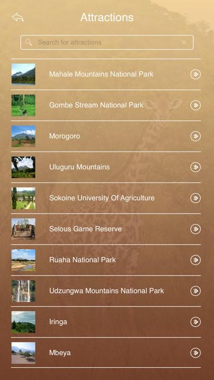 Mikumi National Park Tourist Guide