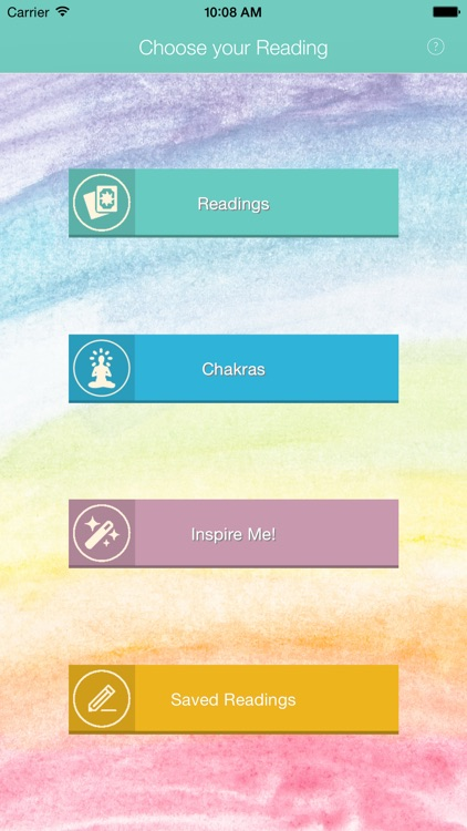 Chakra Wisdom Oracle Cards screenshot-3
