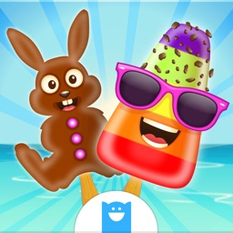 Ice Candy Kids - Ice Cream Making Game