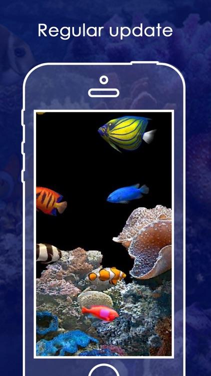 Live Aquarium HD Wallpapers | Backgrounds screenshot-3