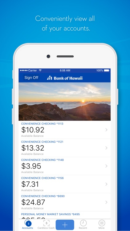 BOH Mobile Banking screenshot-0