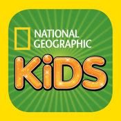 National Geographic Kids app review