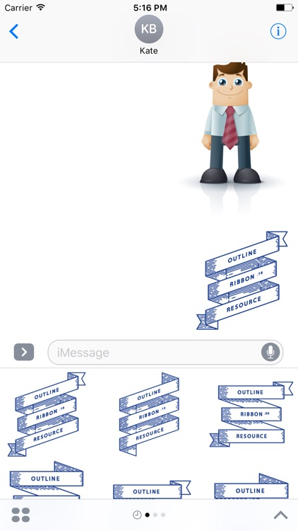 Melih Sticker screenshot-4