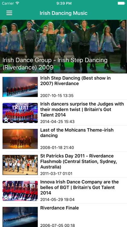 Irish Celtic Music & Scottish Folk Songs Pro screenshot-4