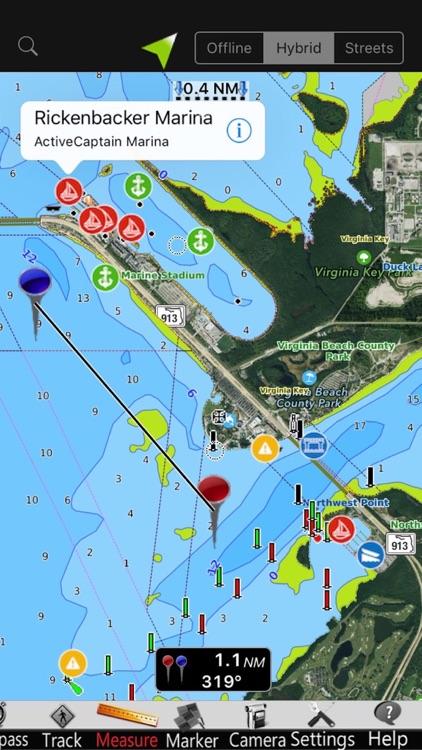 Georgia GPS Nautical Charts