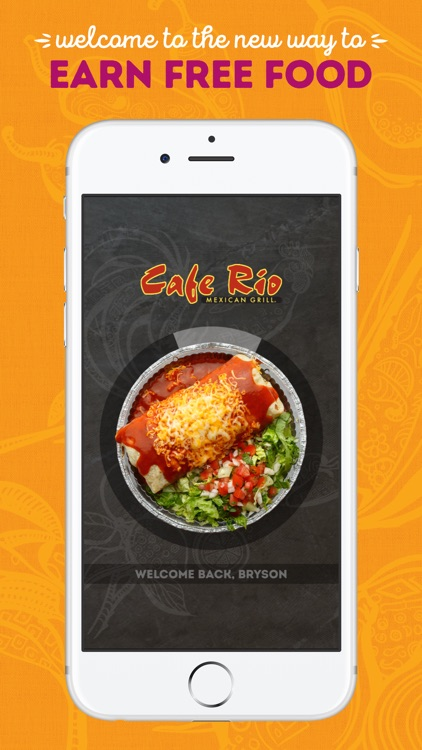 Cafe Rio screenshot-0
