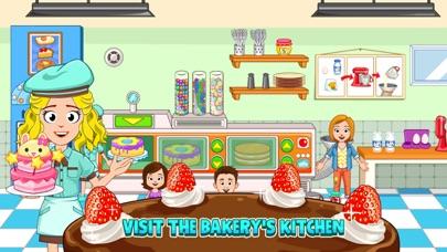 My Town : Bakery screenshot #3