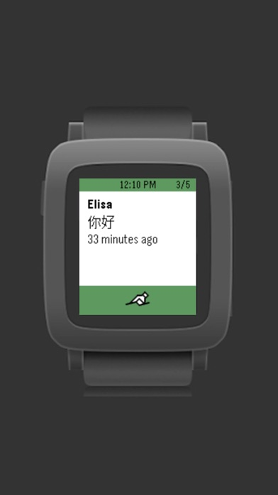 Font support for Pebble Timeのおすすめ画像1