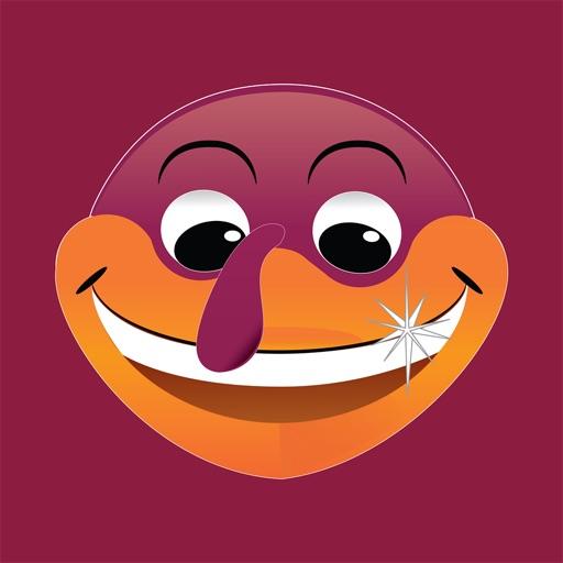 Virginia Tech Back to School Emojis