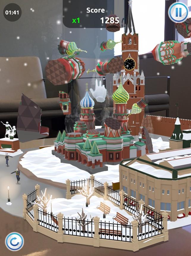 PuzzlAR: World Tour Screenshot