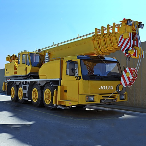 Cargo Crane Transport : 3D Simulation Game