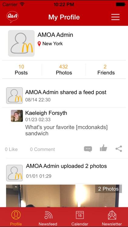 AMOA screenshot-0
