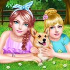 Sweet Sisters Cute Pet Salon - Spa, Makeup & Dressup Game for Girls icon