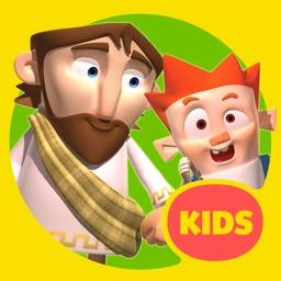 어린이 성경 애니메이션-스토리박스 바이블