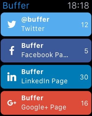 Buffer: Social Media Manager Screenshot