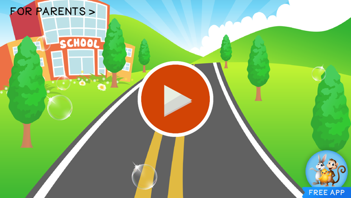 Baby School Bus For Toddlers Screenshot